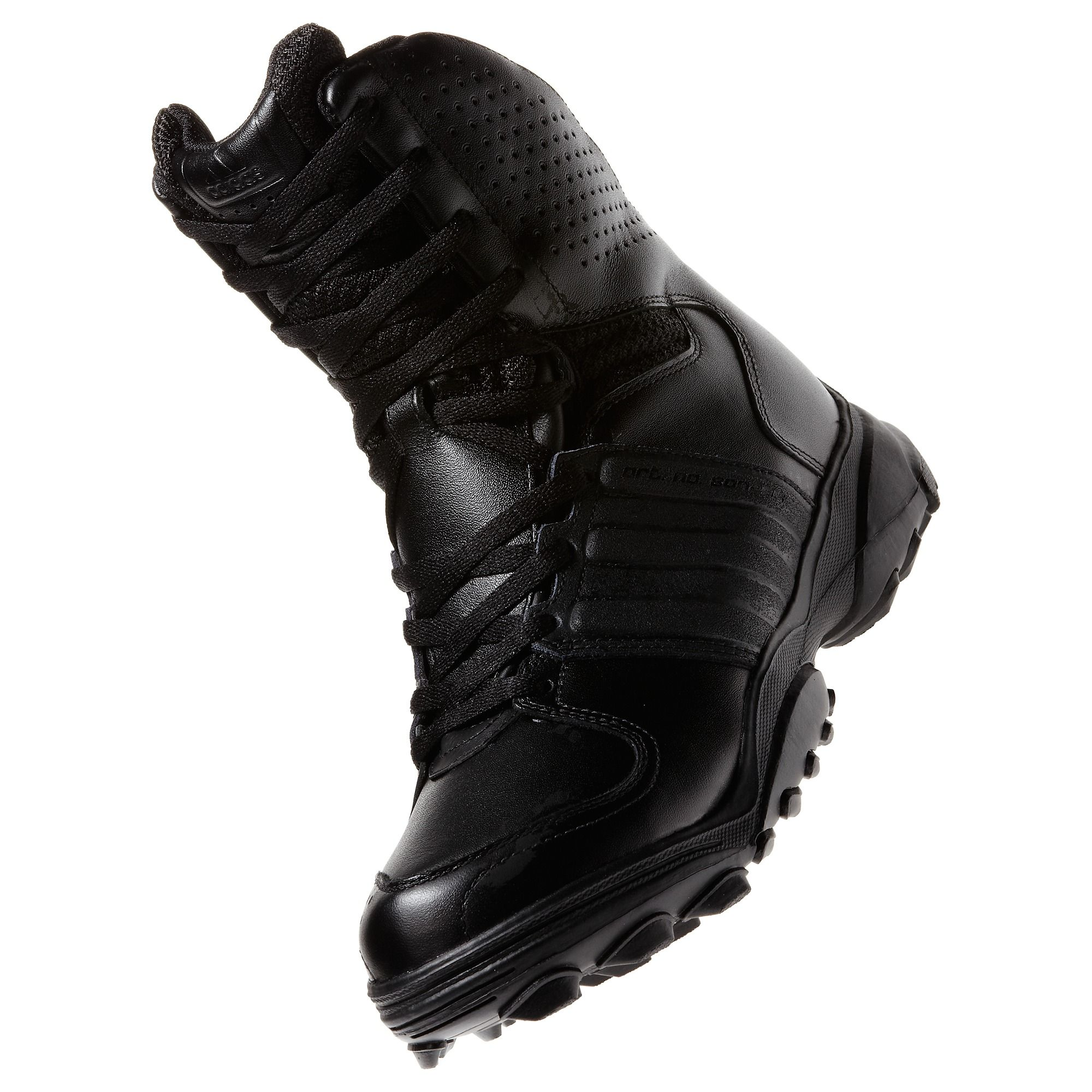 Perforación Pantalones Derribar  Footwear :: Light Field Boots :: Adidas - GSG-9.2 High Boots, Black