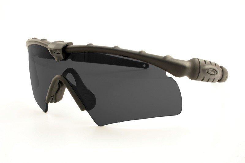 634b0036eb20a Oakley - SI Ballistic M Frame 2.0 Hybrid Black Frame   Grey Lens. Home  Combat  Gear  Glasses and Goggles  ...