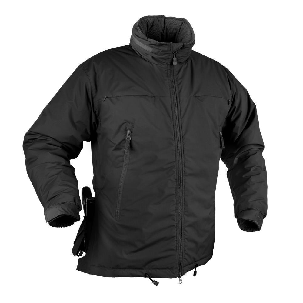 Helikon-Tex - HUSKY Tactical Winter Jacket - Climashield® Apex 100g - Black a1afbdf025