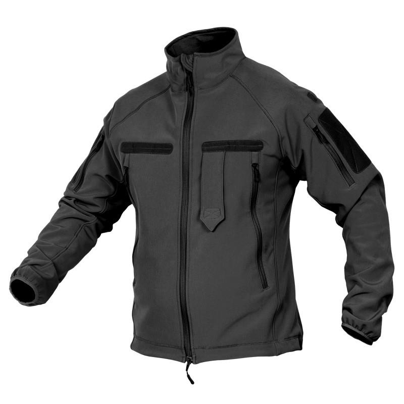 Clothes and Apparel :: Jackets :: Softshell Jackets :: GARM Softshell  Jacket Black