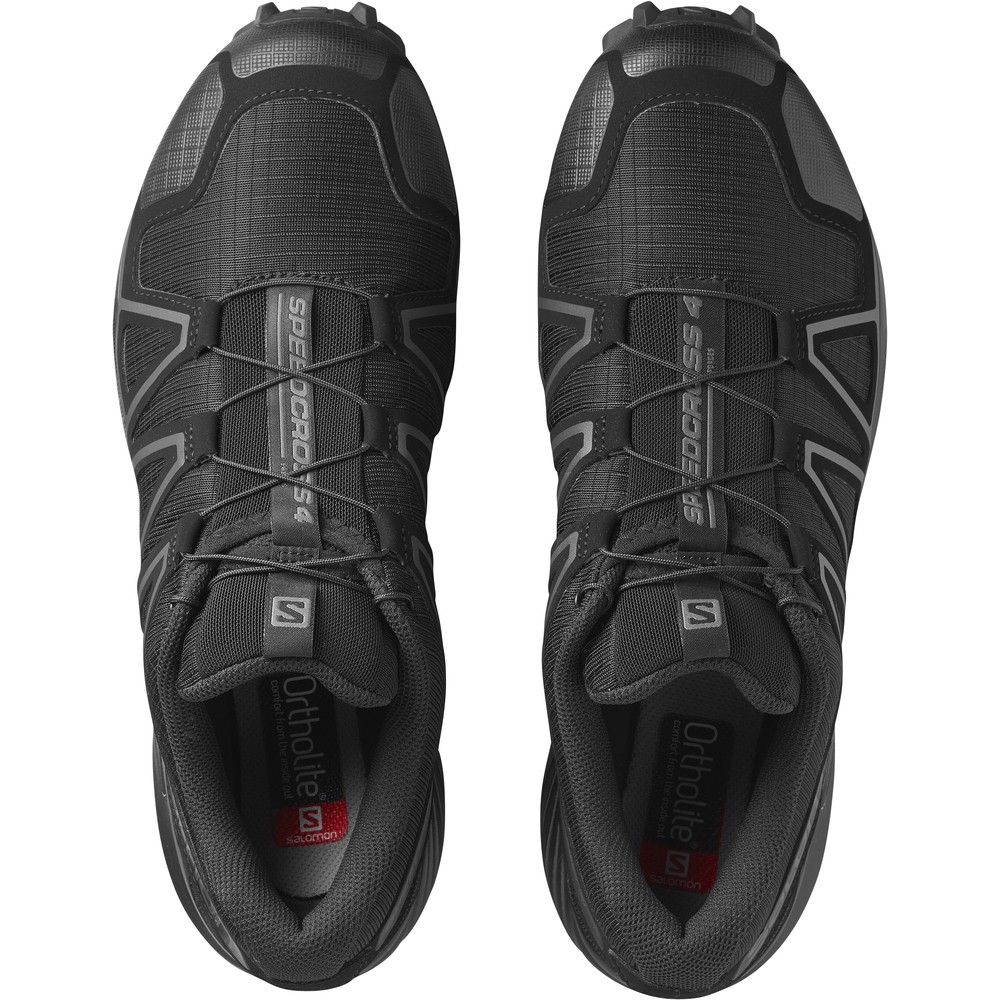 Salomon - Speedcross 4 Wide Forces, Black
