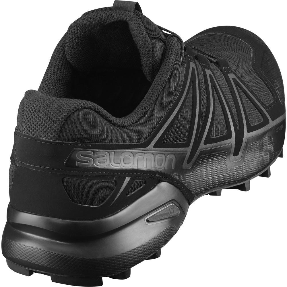 Speedcross 4 Wide Forces, Black